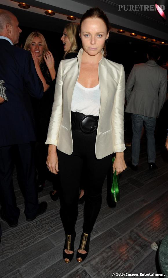 Stella McCartney au Moonmilk à Londres