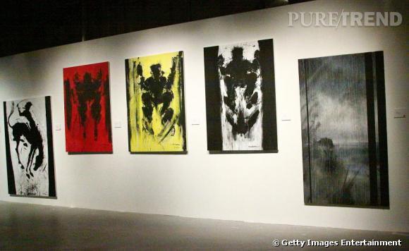 Nouvelle exposition dans la galerie de Vladimir Restoin Roitfeld