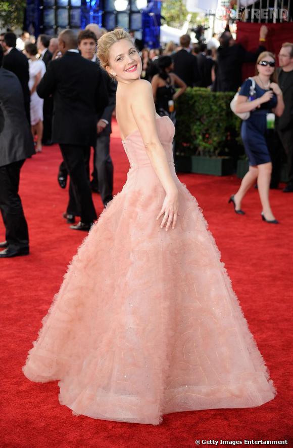 Drew Barrymore aux Emmy Awards