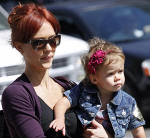 Jessica Alba : moins bien lookée que sa fille ?