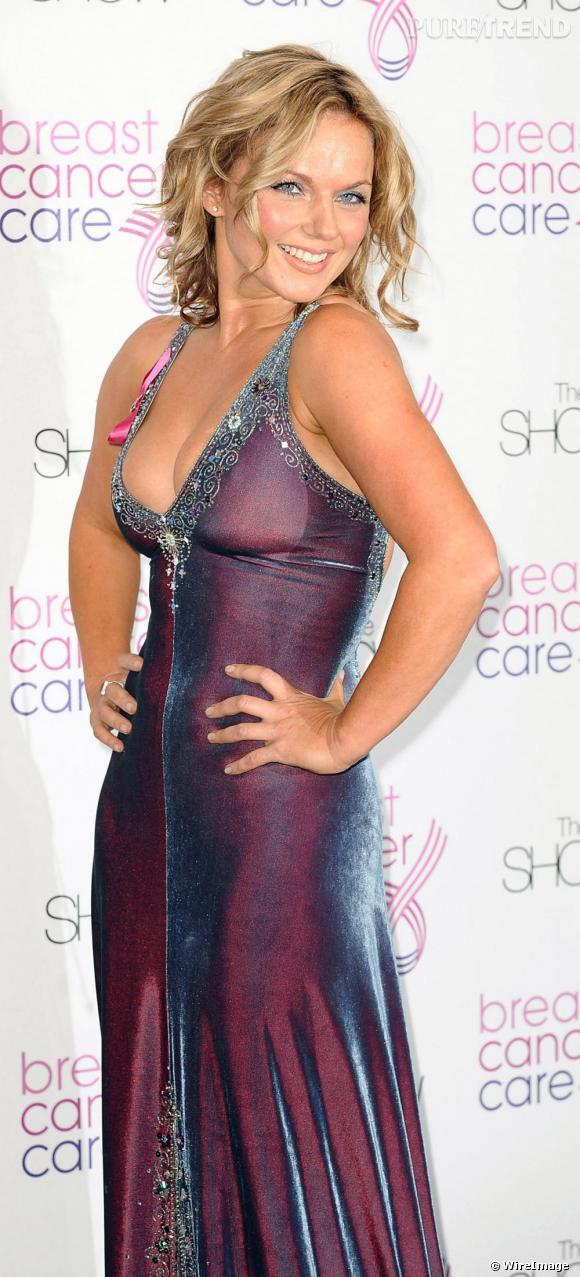 Geri Halliwell à la soirée Breast Cancer Care à Londres