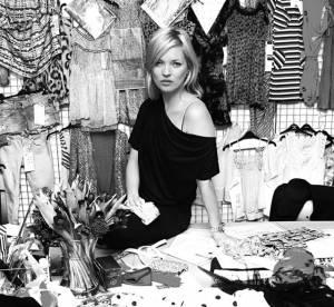Kate Moss lance sa ligne de dessous pour Topshop