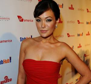 Lindsay Price à la soirée Rock the Kasbah à Los Angeles