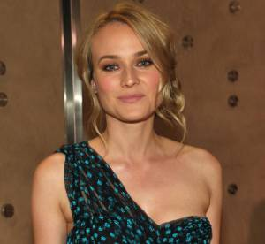 Diane Kruger, sexy en mini-robe one shoulder !