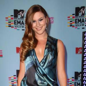 Joss Stone sur les tapis rouge VIP des arrivée sdu MTV Europe Music Awards à Berlin