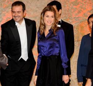 Letizia Ortiz, les plus belles tenues de la princesse d'Espagne