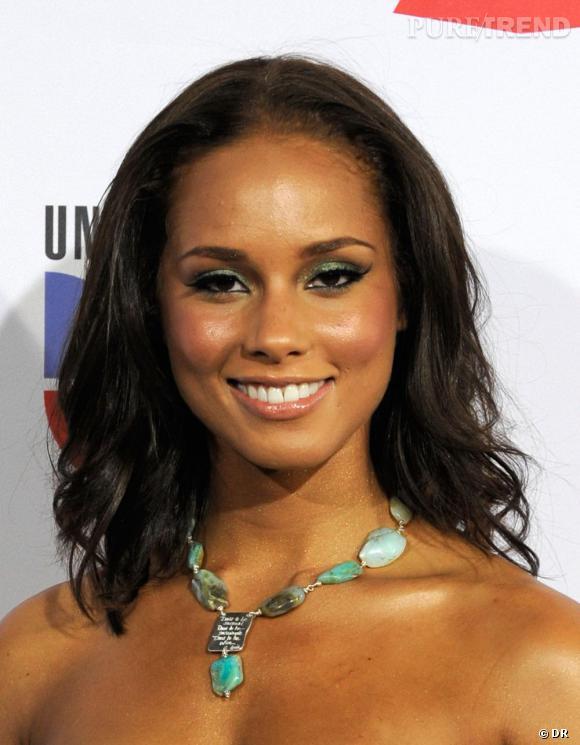 Alicia Keys lance sa ligne de bijoux