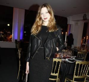 Léa Seydoux, la bonne tenue pour briller en toute élégance