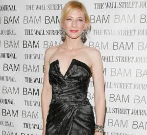 Cate Blanchett, la robe bustier qui fait son effet