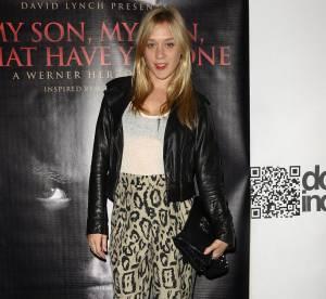 Chloe Sevigny ose le pantalon léopard !