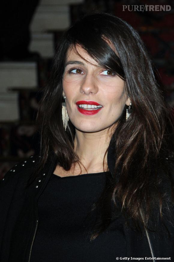 Zoe Felix à la soirée de lancement de la collection 2010 de Natalia Vodianova pour Etam au Ritz à Paris
