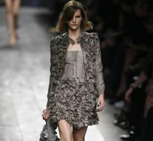 Défilé Valentino - Sara Blomqvist - Paris Printemps Eté 2010