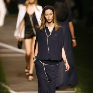 Défilé Hermès - Alana Zimmer - Paris Printemps Eté 2010