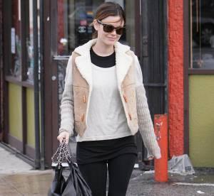 Rachel Bilson mise tout sur l'accessoirisation... A shopper !