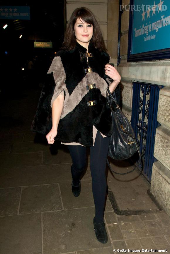 Gemma Arterton à Londres