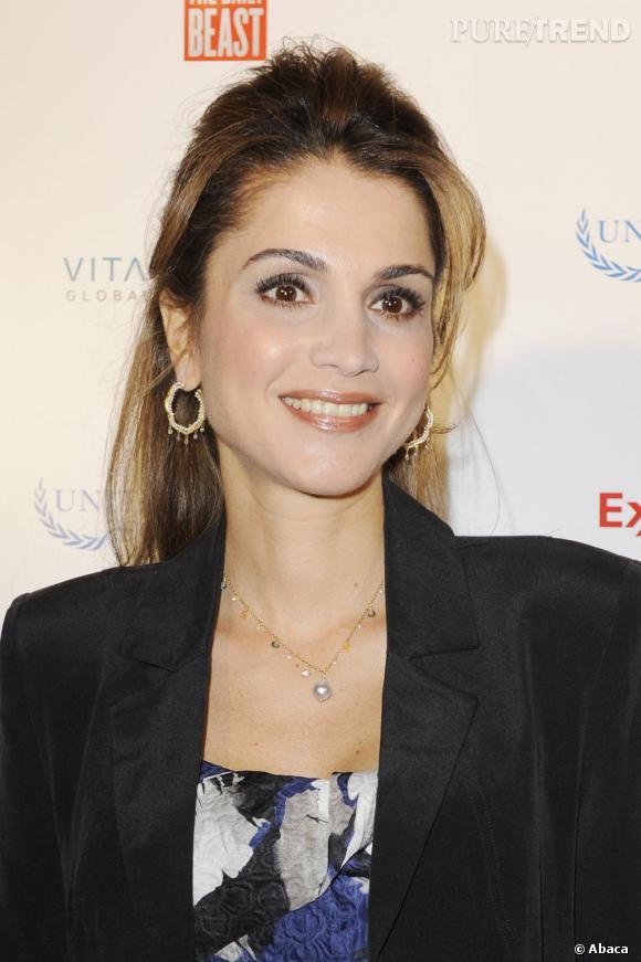 Rania de Jordanie, lumineuse à la soirée Women in the World