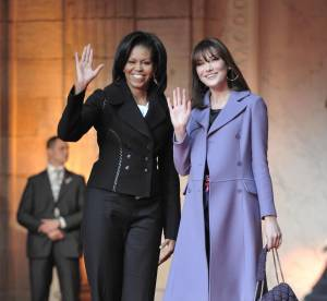 Carla Bruni Vs Michelle Obama : quelle First Lady est la plus stylée ?