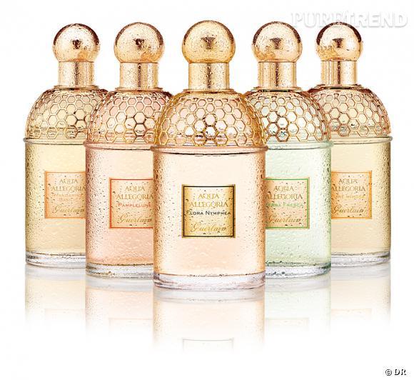 La nouvelle gamme 2010 de Guerlain