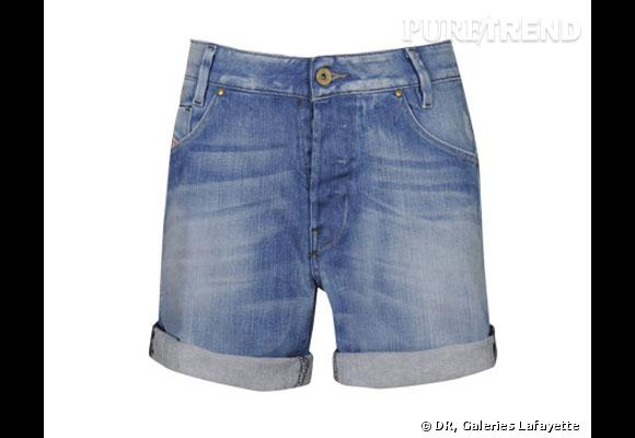 Short Diesel Un short boyfriend pour un look