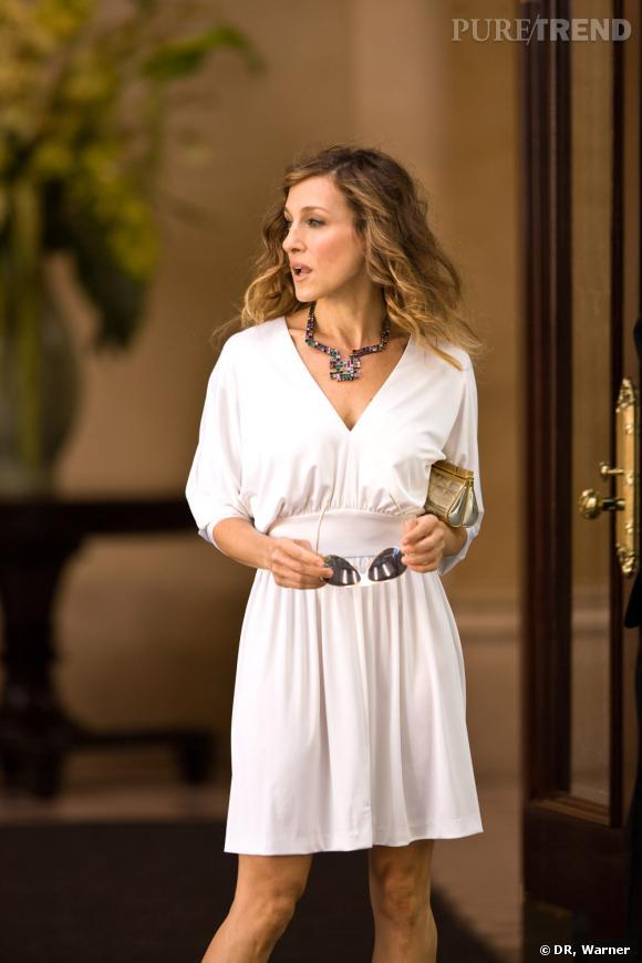 Carrie Bradshaw dans le film Sex and The City 2