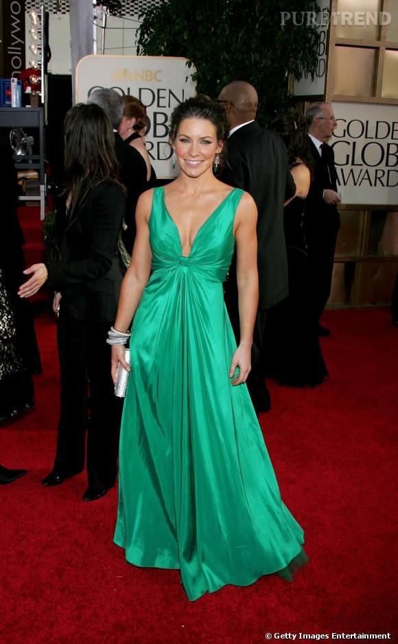 En robe verte, l'héroïne de Lost est divine