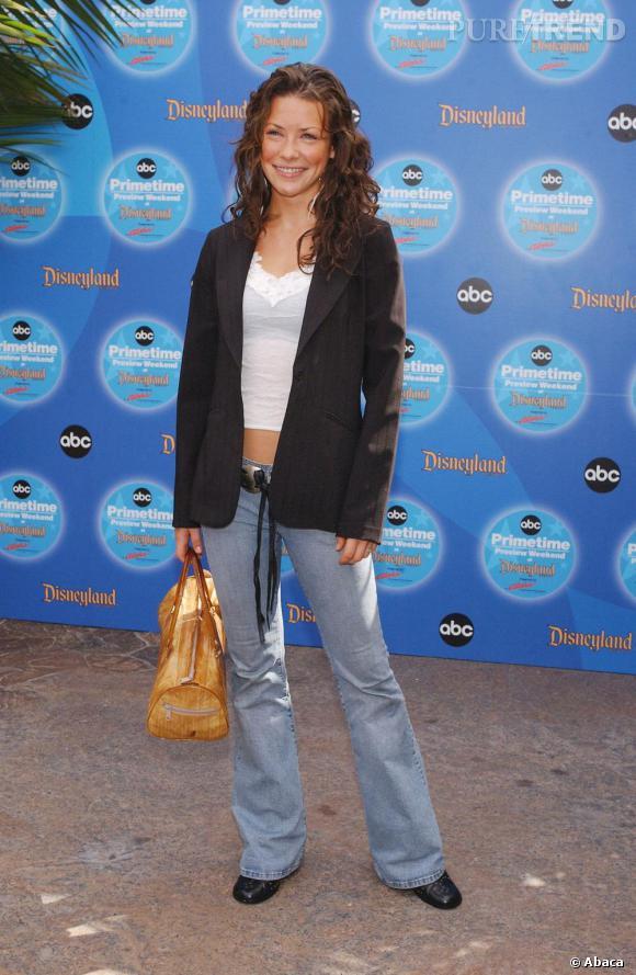 Evangeline Lilly connaît le succès avec Lost mais cherche encore son style