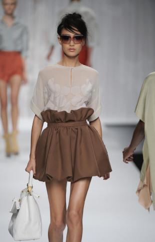 Mode printemps/été 2012