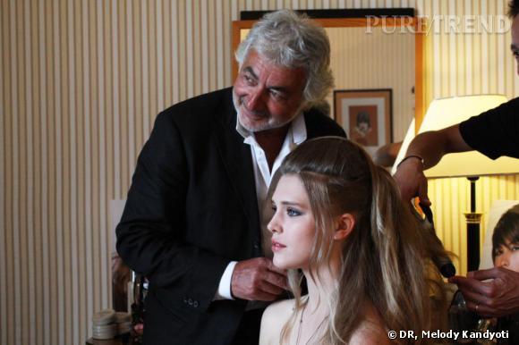 Gaia Weiss et Franck Provost