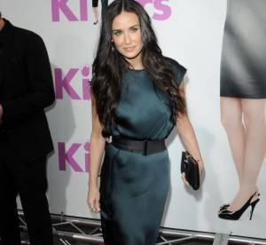 Demi Moore : une tenue sobre pour un maxi effet