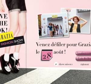 Le Street Fashion Show de Grazia