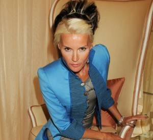 Daphné Guinness, l'excentrique fashionista reprend forme humaine