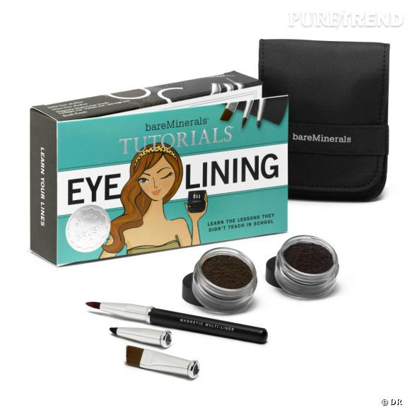Tutorials Intro for Eyes de Bare Minerals