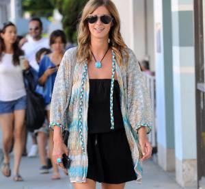 Nicky Hilton copie le style bohème chic de Nicole Richie