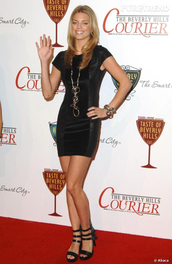 "AnnaLynne McCord à la soirée ""The Taste of Beverly Hills""."
