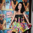 Katy Perry en sublime robe Muppet collection Automne/Hiver 2009