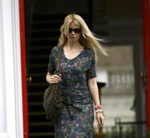 Claudia Schiffer en tenue de camouflage ?