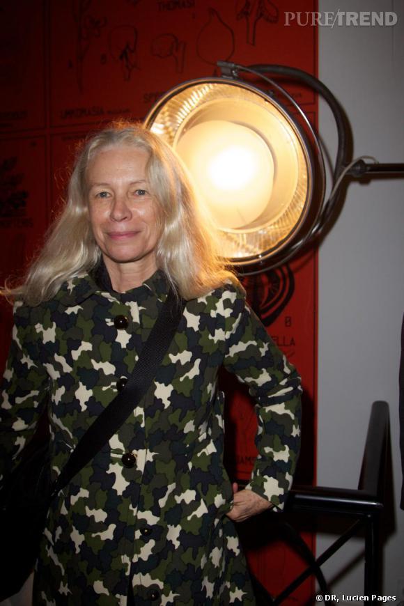 Dominique Isserman à la Maison Darré.