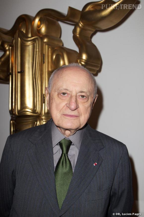 Pierre Bergé à la Maison Darré.