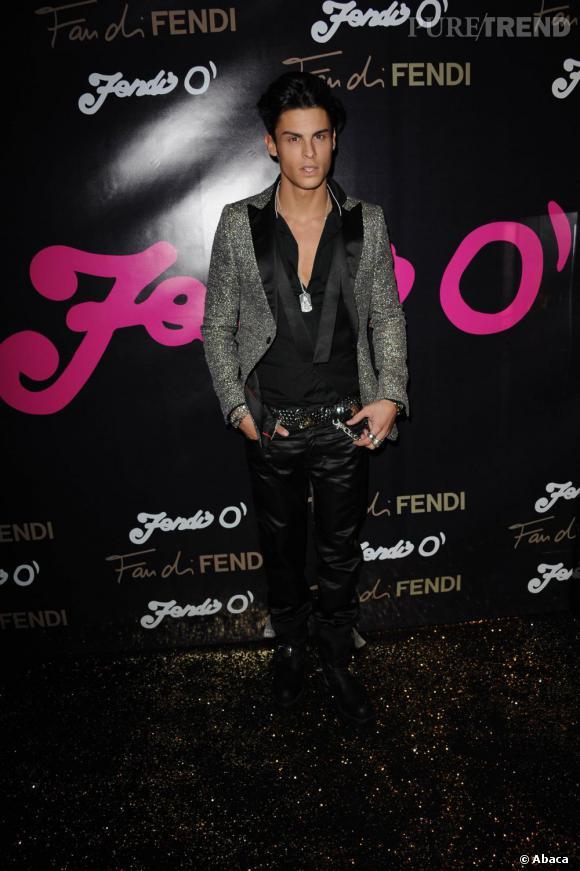Baptiste Giabiconi, le modèle protégé de Karl Lagerfeld