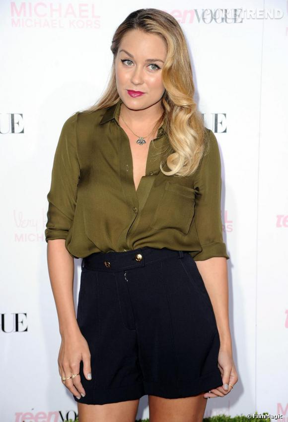 Lauren Conrad à la Teen Vogue 8th Annual Young Hollywood Party à Los Angeles.