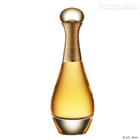 J'adore l'Or de Christian Dior.