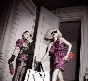 Lanvin pour H&M : le teaser