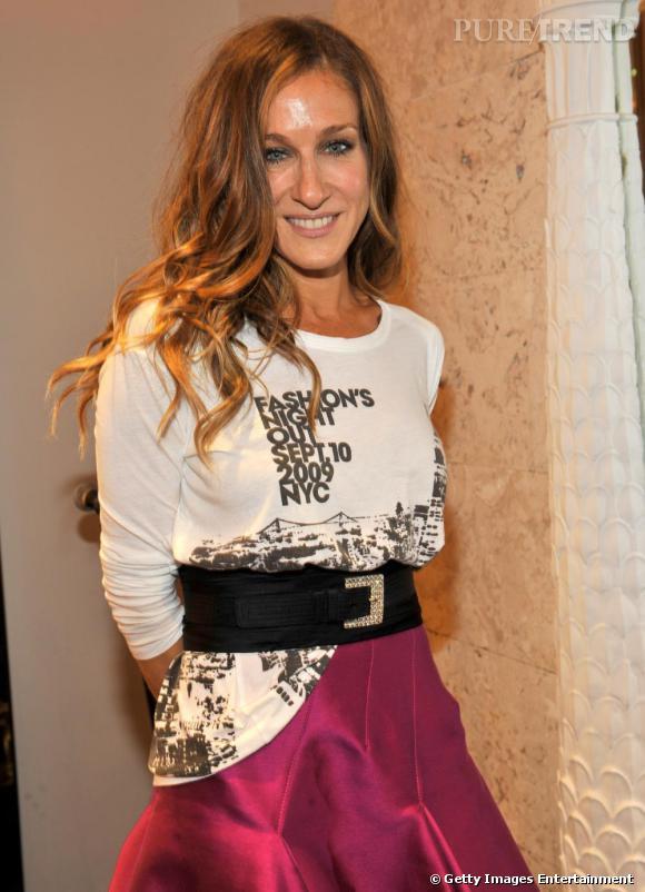 Les jolies laides     Sarah Jessica Parker