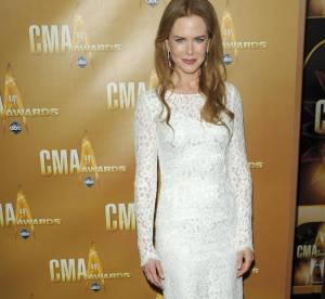 Nicole Kidman fait dans la dentelle