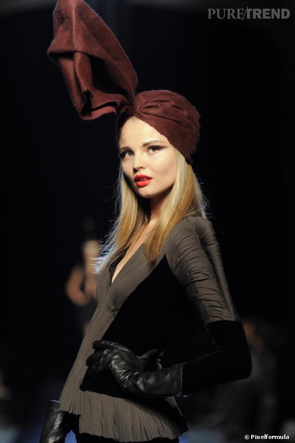 Défilé Jean-Paul Gaultier Haute Couture 2010/2011.