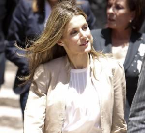 Letizia Ortiz, simplicité royale