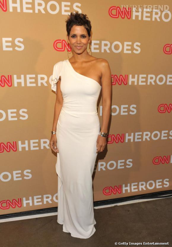 Halle Berry au 2010 CNN Heroes à Los Angeles.