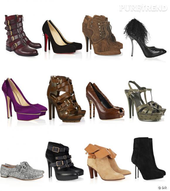 """1 an de chaussures avec """"The Ultimate Shoe Subscription"""", 9000€ sur Net-a-poter.com."""
