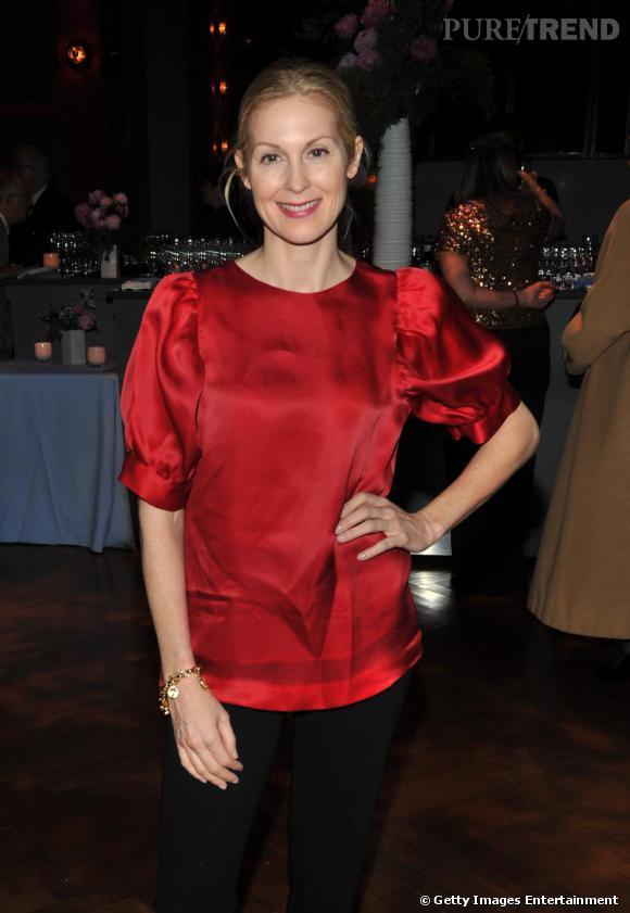 Kelly Rutherford à la première de Casse-Noisette à l'American Ballet Theatre.