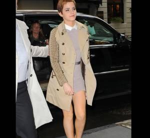 Emma Watson Vs Alexa Chung : La robe Carven
